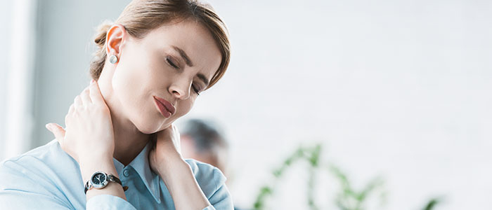 Chiropractic Care for Neck Pain in Olympia WA